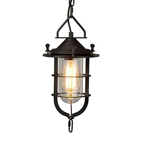 Vintage Style Ceiling Lamp Industrial Pendant Hanging