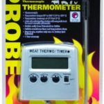 Crestware Commercial Digital Meat Thermometer (Package of 2)
