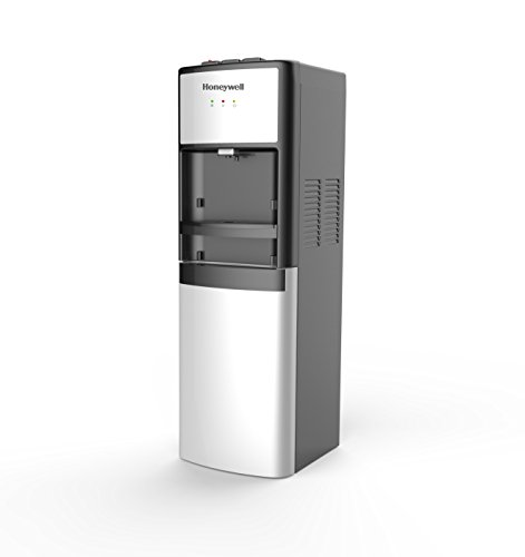 honeywell hwbl1033s 41inch commercial grade bottom loading water cooler dispenser hot room and cold with 3 tray positions